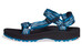 Teva Hurricane 2 Sandals Children Mad Waves Blue